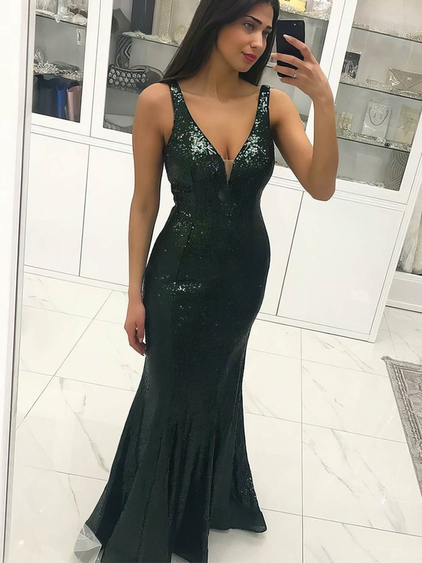 Sparkle & Shine Sleeveless Mermaid Party Dresses